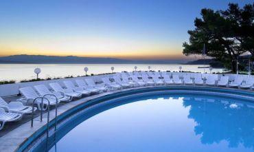 Resort  in posizione panoramica