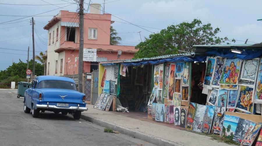 Cuba, souvenir