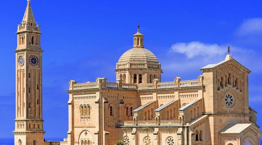 Gozo: Basilica di Ta Pinu