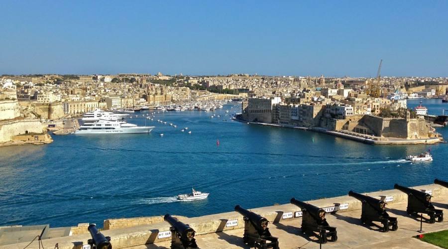 Malta: Vista da Senglea