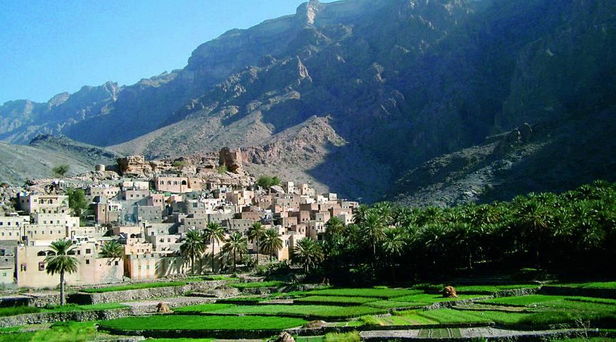 La cittadina di Mishah