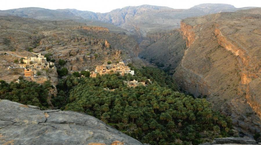 Misfat Al Abriyeen, l'oasi di montagna