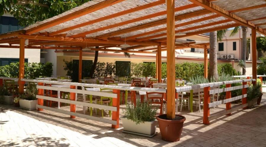 Hotel Sicilia Mezza Pensione Sul Mare