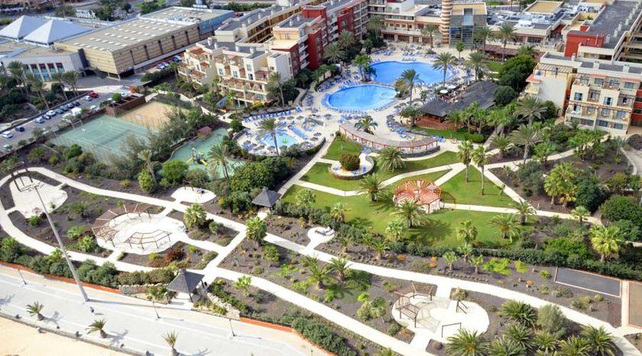 vista dell'hotel