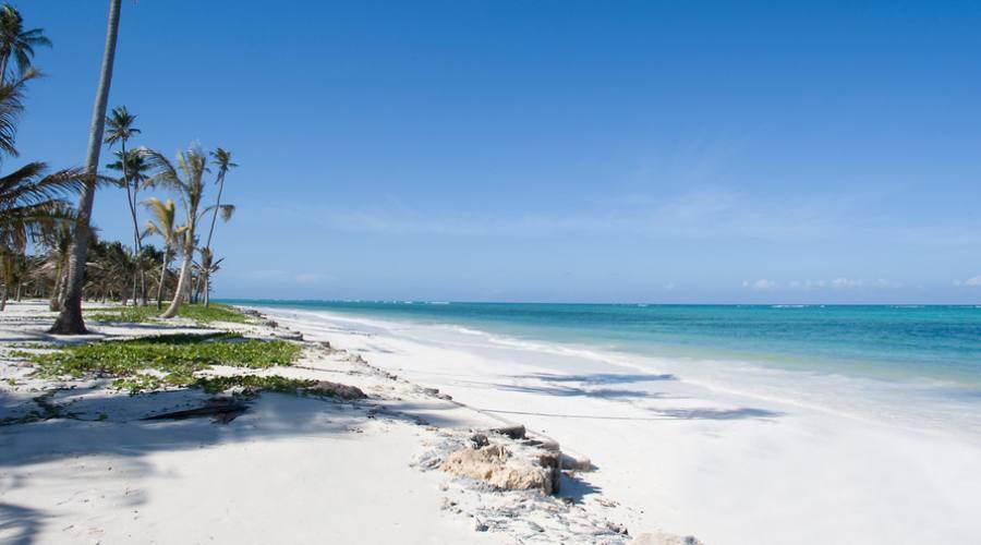 La spiaggia di Bwejuu