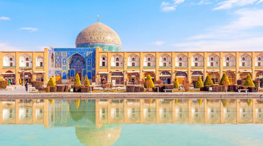 Moschea dell'Imam Isfahan