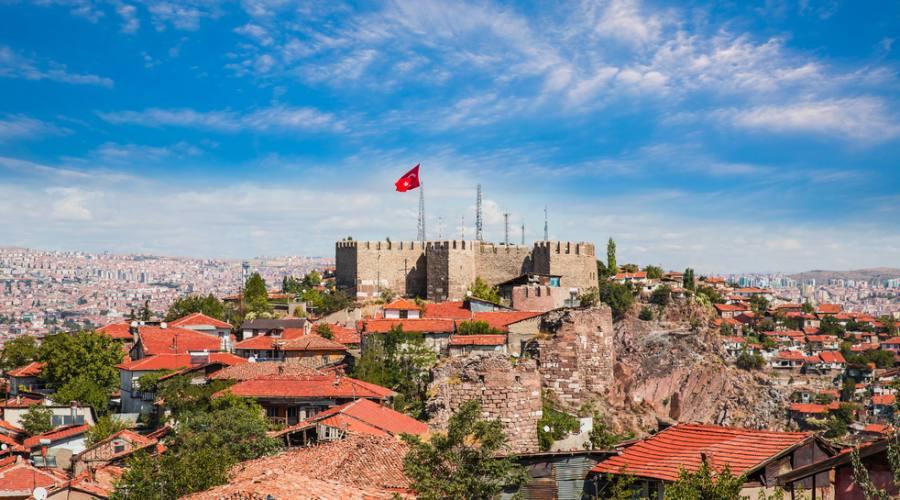 Il Castello di Ankara