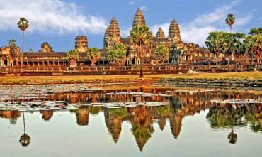 I templi della capitale, le meraviglie di Angkor e il mare del Golfo del Siam