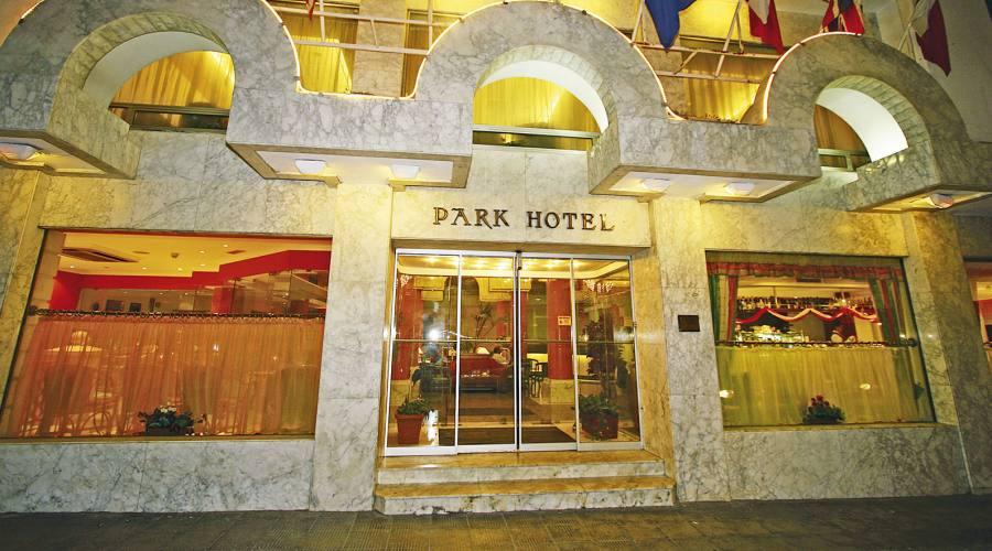 Park Hotel: Ingresso