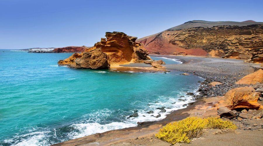 mare e spiagge di lanzarote