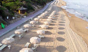 Residence tra mare e natura con servizio spiaggia