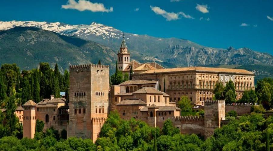 Granada, Alhambra