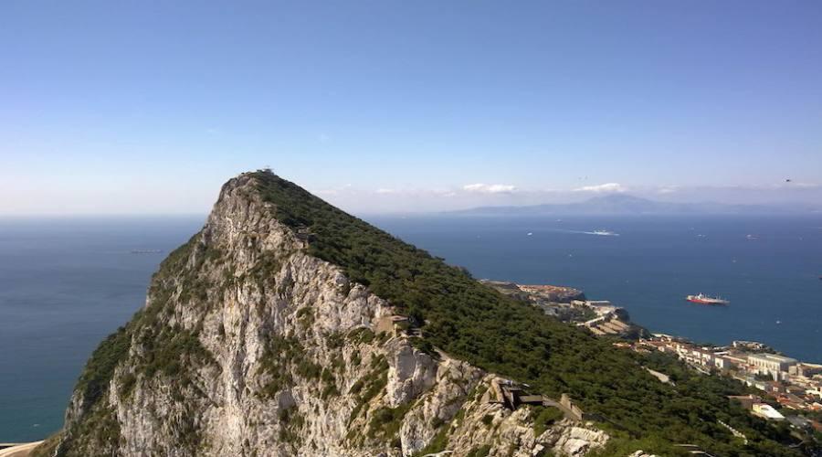 Gibilterra, lo stretto