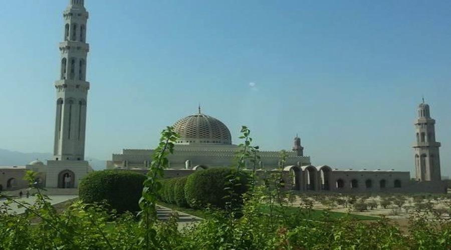 Grande Moschea e minareti