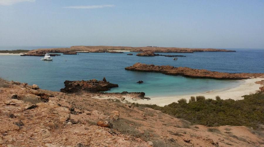 Oman- Isole Daymanyat