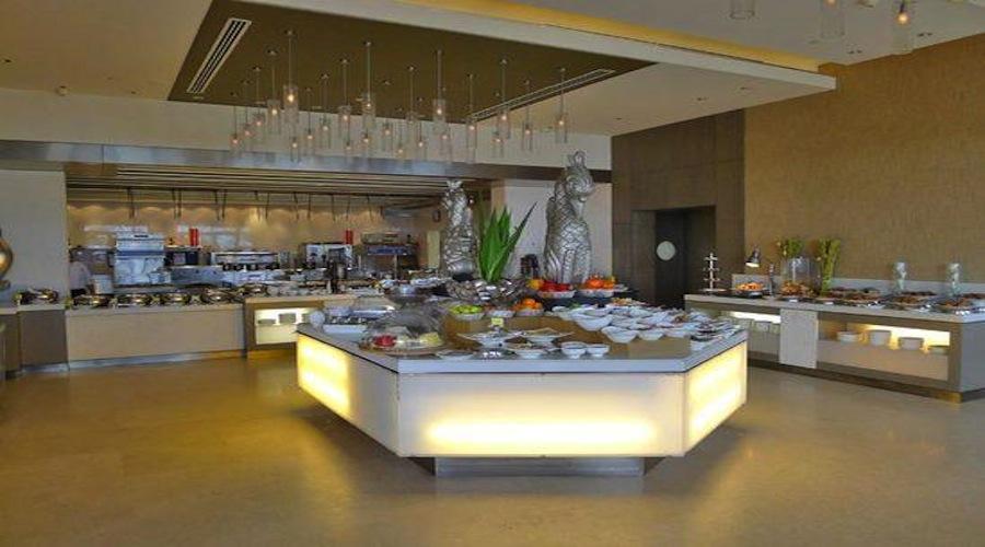 Cucina all'hotel Millenium