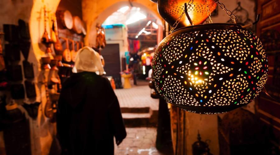 Sauk a Marrakech