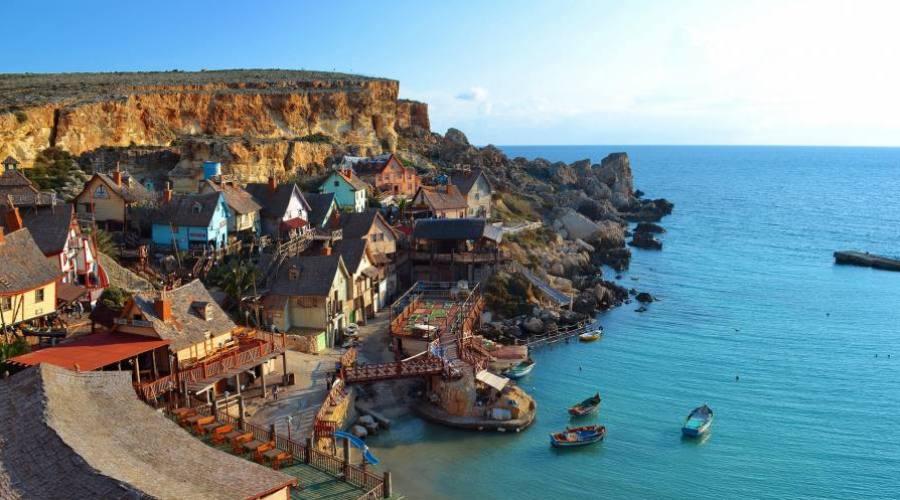 Malta: Popeye Village