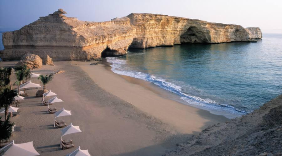 Shangri la barr al jissah resort spa vacanza di lusso for Soggiorno mare oman