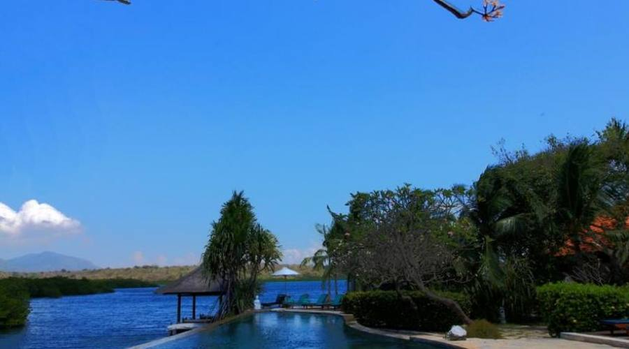 vista mare_Mimpi Boutique Resort Menjangan