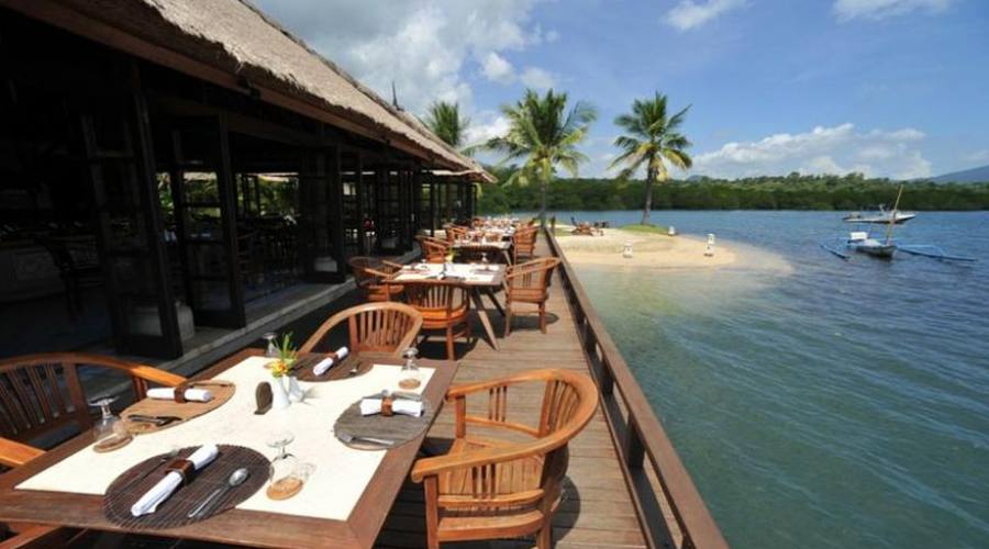 Ristorante_Mimpi Boutique Resort Menjangan