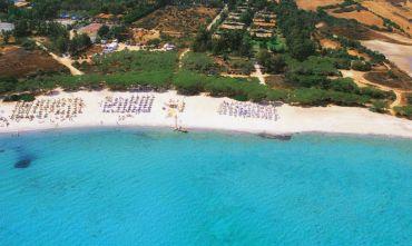 Villaggio a pochi passi dalla bellissima spiaggia di sabbia bianca e attrezzata