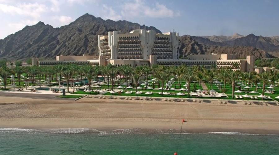 Hotel Al Bustan Palace