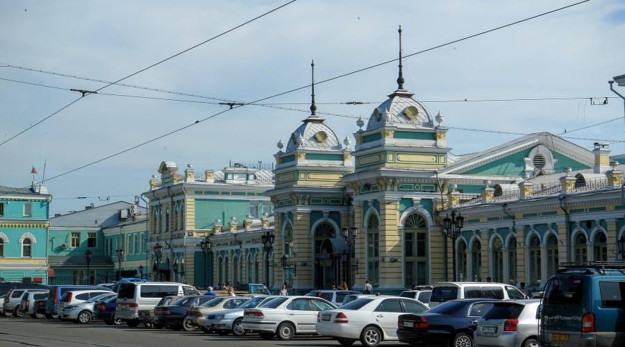Irkutsk stazione ferroviaria