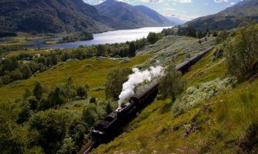 Tour scozzese in treno: viaggio di 9 giorni/8 notti