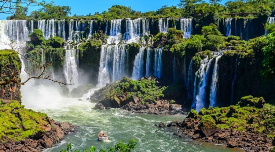 5° giorno: Iguazú, con zodiac