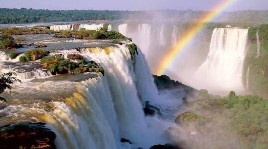 3° giorno: arrivo a Iguazú