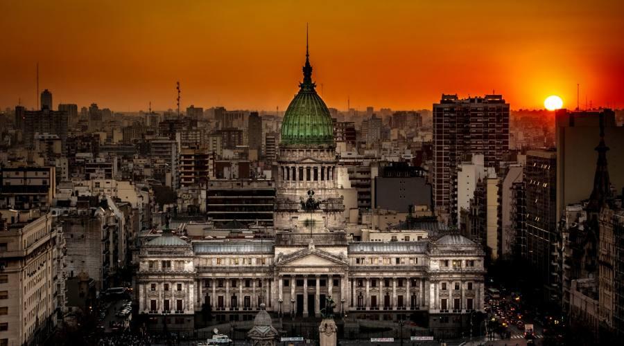1° giorno: arrivo a Buenos Aires