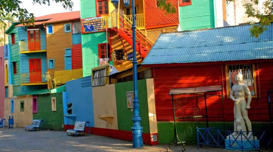 1° giorno: Buenos Aires,La Boca