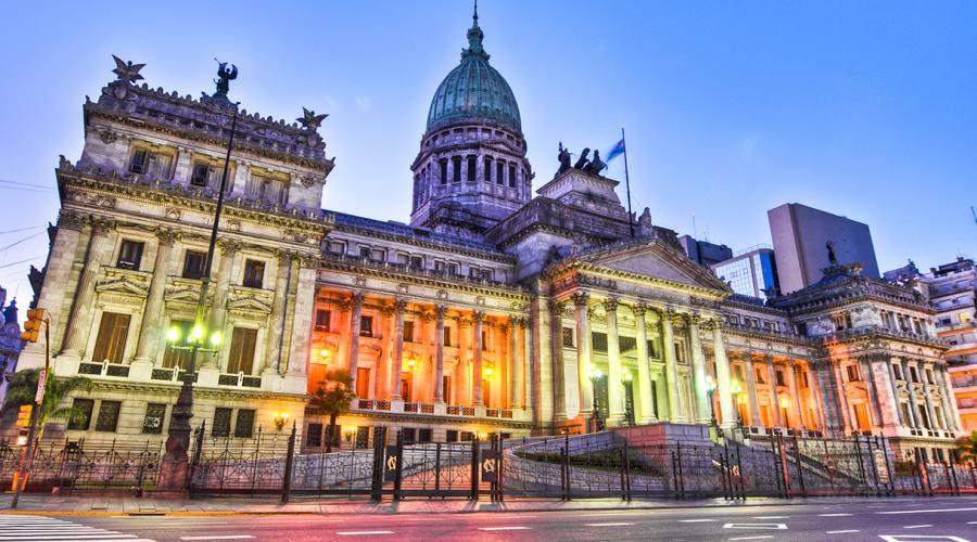 1° giorno: visita di Buenos Aires
