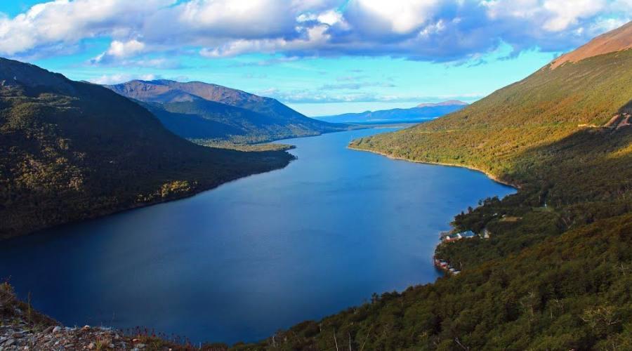 """7° giorno: """"Paso Garibaldi"""" Lago Escondido"""