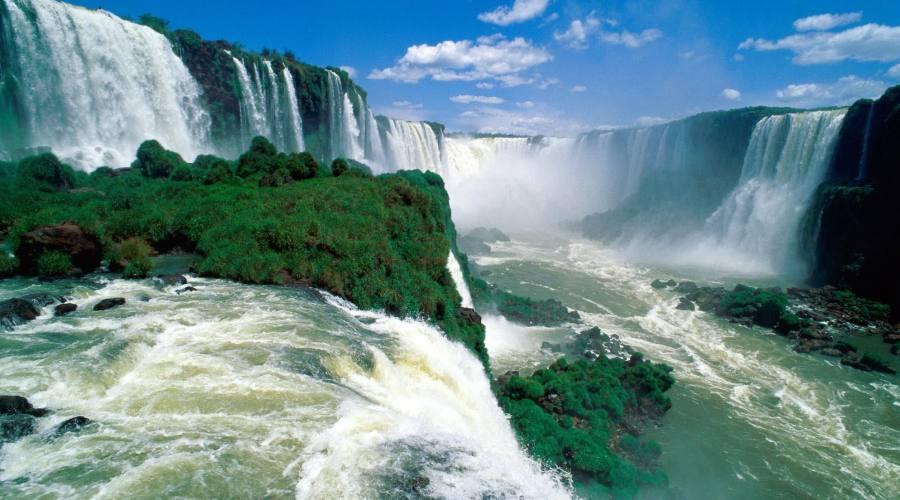 Cascate Iguazù, lato Argentino