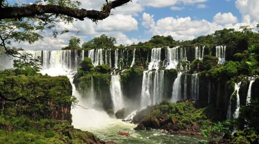 Foz do Iguaçu, lato Brasiliano