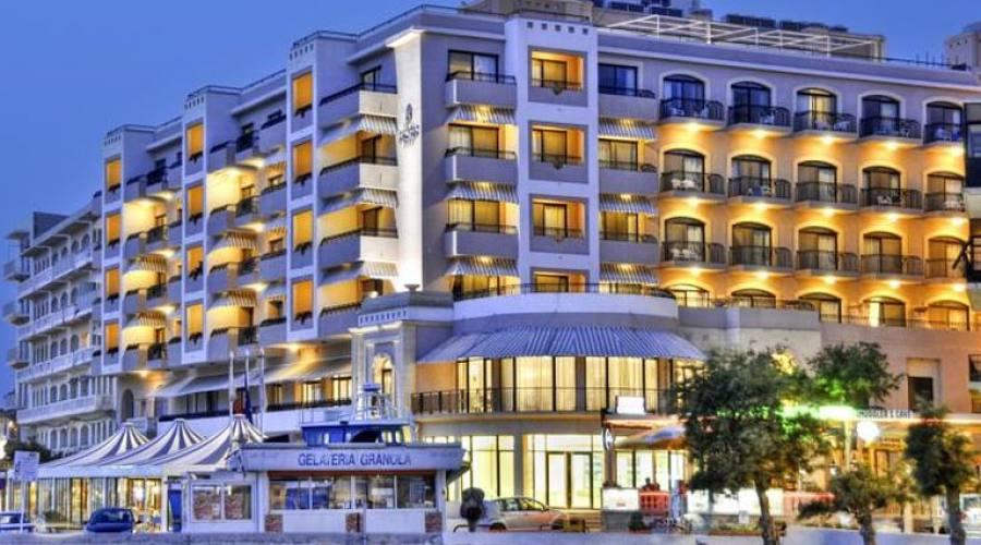 Calypso Hotel: Vista Esterna