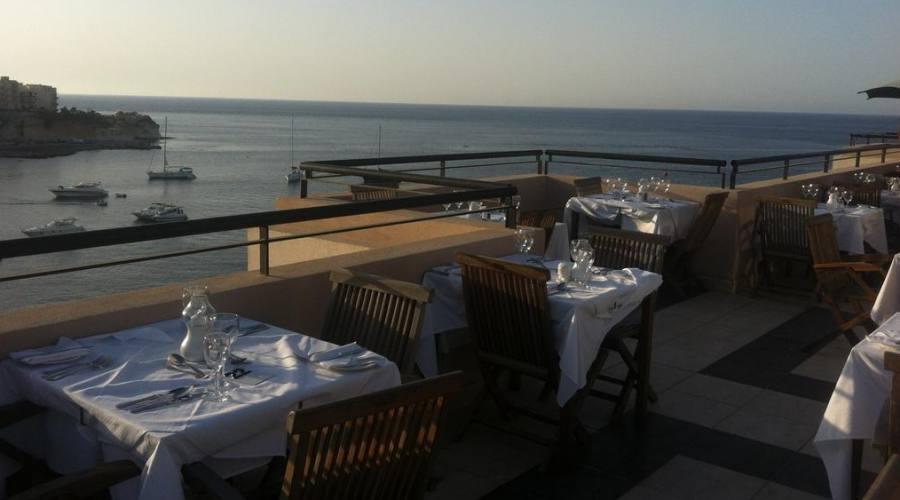 Calypso Hotel: Ristorante Roof Garden