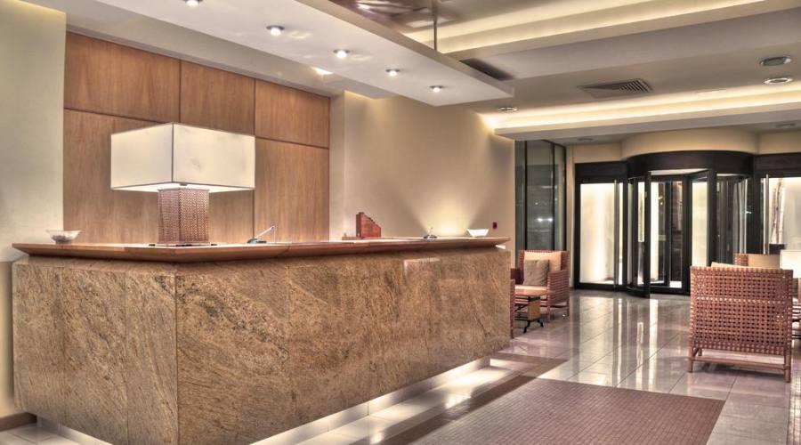 Calypso Hotel: Hall