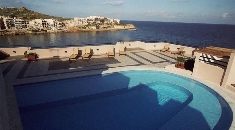 Calypso Hotel: Piscina Panoramica