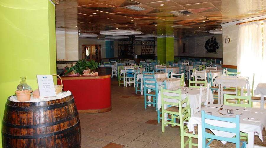 The Bugibba Hotel: Ristorante a Buffet