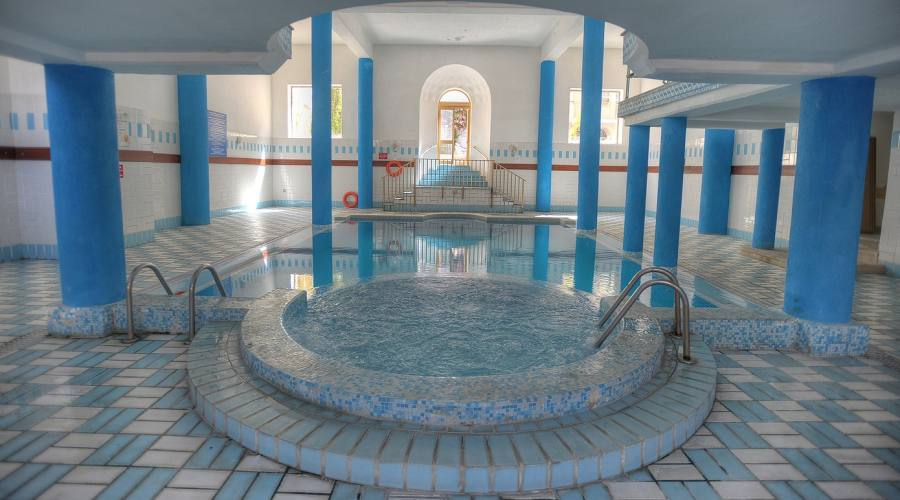 The Bugibba Hotel: Piscina Interna