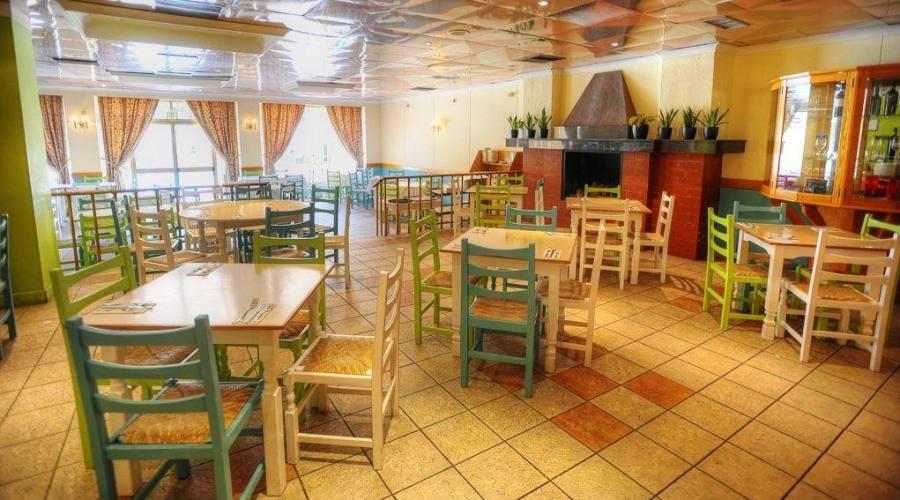 The Bugibba Hotel: Ristorante