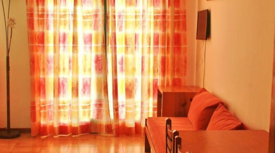 ambiente della camera
