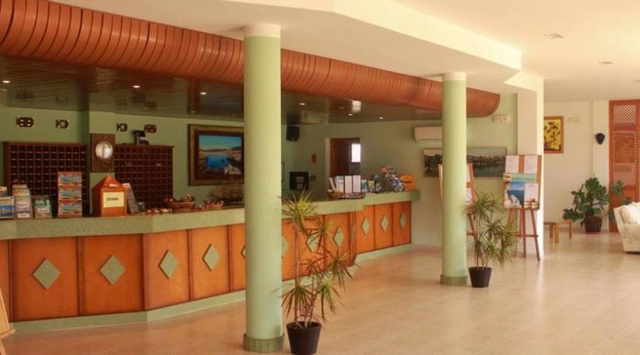 ambiente dell'hotel