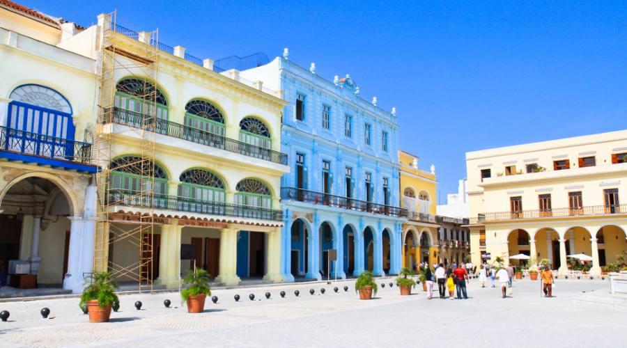 Avana - Plaza Vieja
