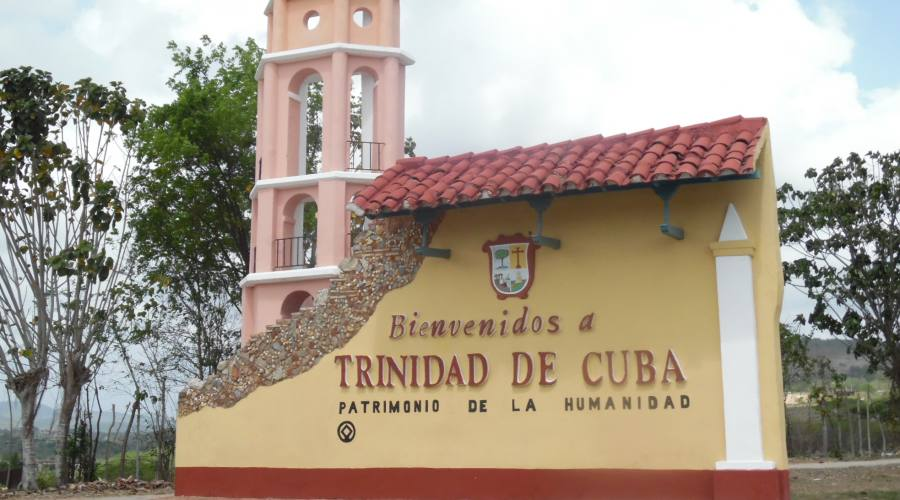 Ingresso a Trinidad