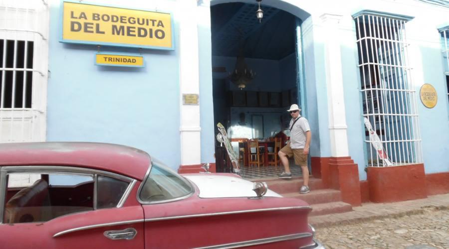 Trinidad, La Bodeguita del Medio