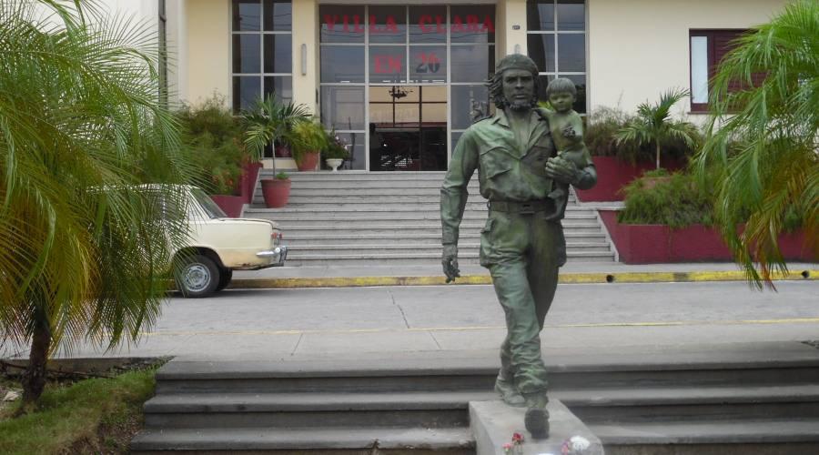 Santa Clara - Statua di Che Guevara